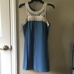 Dresses & Skirts - Denimn dress